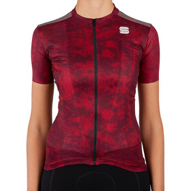Sportful Escape Supergiara Jersey Women red rumba